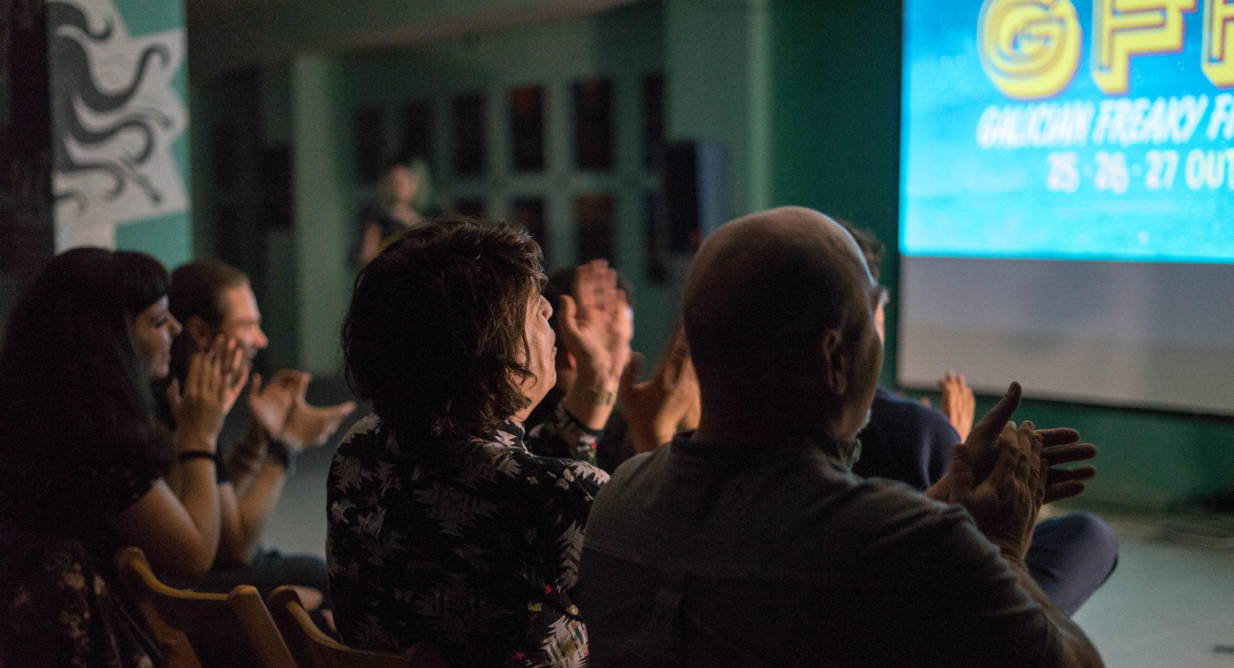 GFFF | Galician Freaky Film Festival - Festival de cine friki de Vigo | Serie B, ciencia ficción, terror, fantasía, humor, frikismo